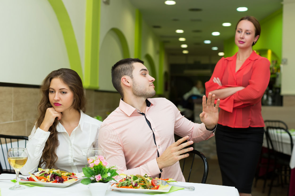 Communication on this topic: How to Complain in a Restaurant, how-to-complain-in-a-restaurant/